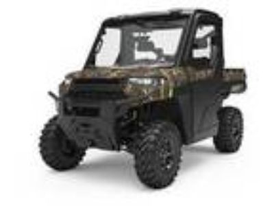 New 2019 Polaris Ranger XP 1000 EPS NorthStar Edition Pursuit Camo Ride