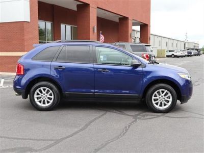 2013 Ford Edge SE (Blue)