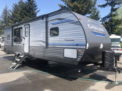 2019 Forest River Catalina Legacy Edition 283RKS