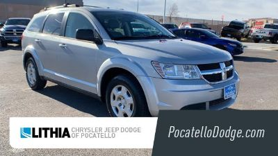 2010 Dodge Journey SE (Bright Silver Metallic Clear Coat)