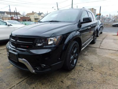 2018 Dodge Journey Crossroad AWD (Pitch Black Clearcoat)