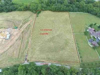 1141 Pond Glencoe, Fantastic 4+ acre homesite in Wildwood.