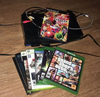 Xbox One & PS2