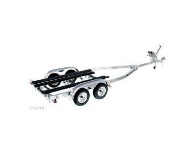 2007 Load Rite V Bunk Single Axle 18215096V Trailer - Boat Wilkes Barre, PA