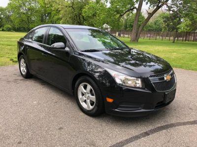 2012 Chevrolet Cruze LT (BLACK)