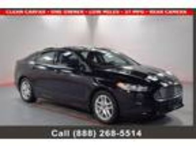 $18655.00 2016 FORD Fusion with 21551 miles!