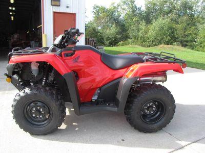 2019 Honda FourTrax Rancher 4x4 DCT EPS Utility ATVs Ottawa, OH