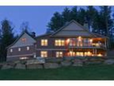 Mad River Valley Pinnacle. Bill Moore Design Build, 18 +/- Acres, Sugarbush ...
