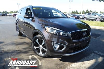 2016 Kia Sorento EX (Midnight Brown)