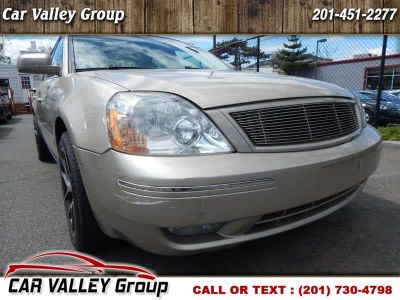 2006 Ford Five Hundred Limited (Gold)