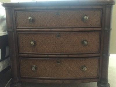2 Tommy Bahama Nightstands