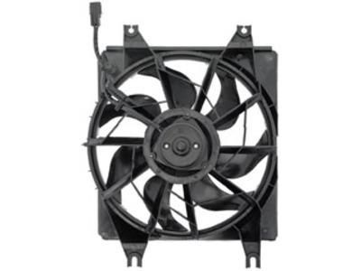 Purchase DORMAN 620-714 Radiator Fan Motor/Assembly-Engine Cooling Fan Assembly motorcycle in West Hollywood, California, US, for US $69.98