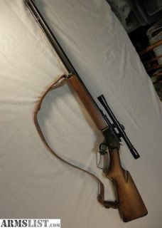 For Sale: Marlin Golden 39 A 1964