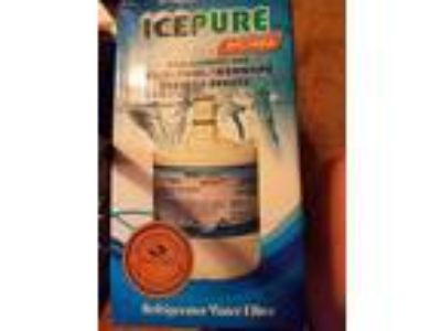 IcePure RFC1400A Water Filter Replacement Cartridge for