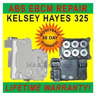 Sell FORD EXCURSION ABS / EBCM COMPUTER MODULE REPAIR REBUILD Kelsey Hayes 325 motorcycle in Duluth, Georgia, United States, for US $45.00