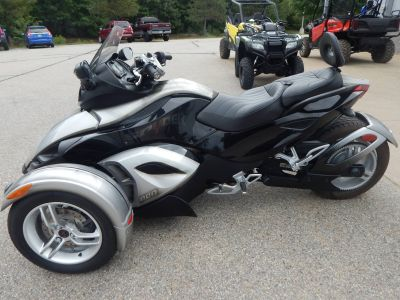 2009 Can-Am Spyder GS Roadster with SM5 Transmission (manual) Trikes Motorcycles Concord, NH