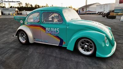 Ex- Rocky/Shannon 1958 vw pro-stock (car craft)