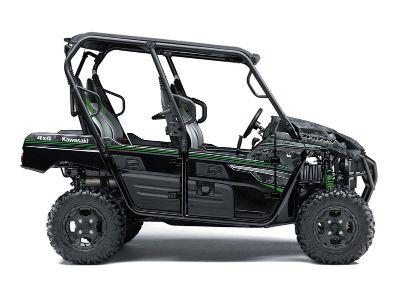 2018 Kawasaki Teryx4 LE Camo Side x Side Utility Vehicles Arlington, TX