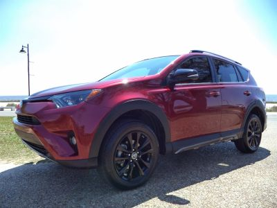 2018 Toyota RAV4 Adventure (Red)