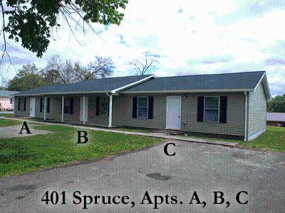 Apartment Rental - 401 Spruce Ave Apt B