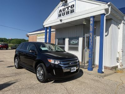 2014 Ford Edge Limited (Brown)