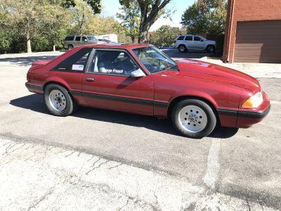 1990 Fox Body Drag car
