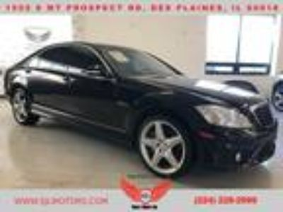 2009 Mercedes-Benz S63 AMG for sale
