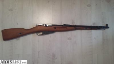For Sale: Polish M44 Mosin Nagant Carbine