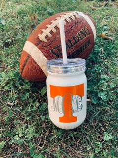 Monogramed cups!!!