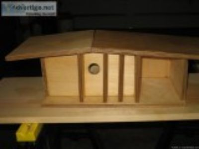Custom Built Unique Birdhouses