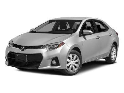 2014 Toyota Corolla L (Gray)