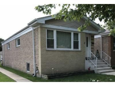 3 Bed 1 Bath Foreclosure Property in Berwyn, IL 60402 - Home Ave