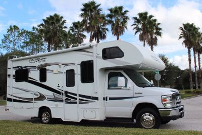 2012 Thor Motor Coach FREEDOM ELITE 23U