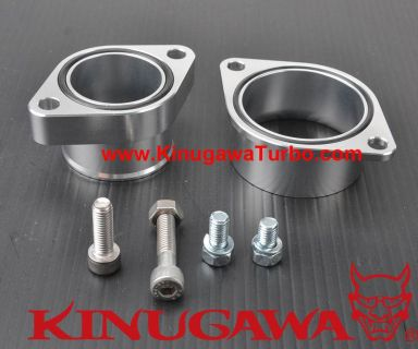 Sell Turbo Compressor Inlet + Outlet Adapter Flange Nissan RB26DET GT-R T25 GT25 GT28 motorcycle in West Covina, California, US, for US $49.99