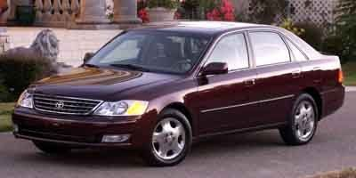 2003 Toyota Avalon XL (Beige)