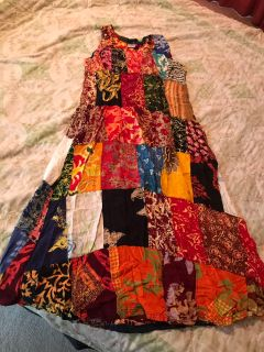 One size fits all summer dress