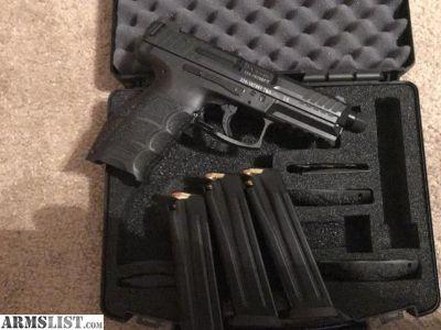 For Sale: HK Vp9 Tactical LE