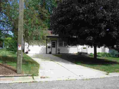 112 N 3rd St Evansville Three BR, Adorable place to start or