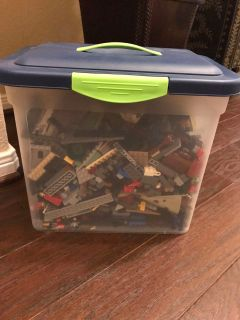 Miscellaneous LEGO Pieces Box Included $20
