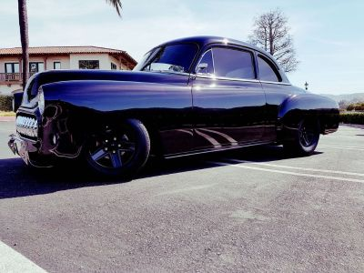 1951 Chevy Styleline Sports Coupe