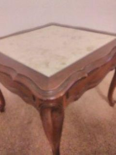 End Tables Marble
