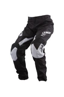 Find One Industries Carbon Youth MX Pants Black/White motorcycle in Holland, Michigan, US, for US $74.07
