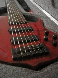 $900 Conklin Groove Tools 7-string bass
