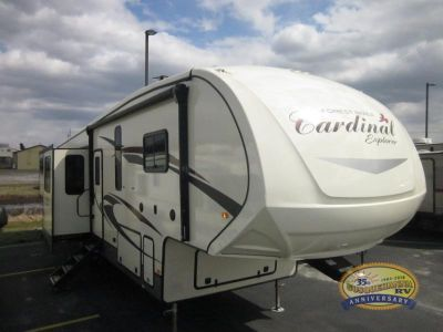 2019 Forest River Rv Cardinal Explorer 392RD