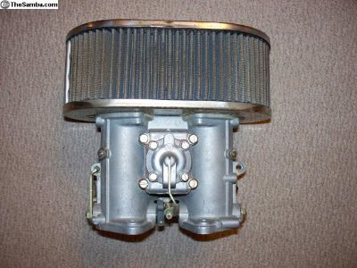 dellorto dhla 45 mm carburetor