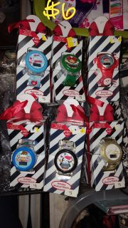 6 New kids watches christmas theme