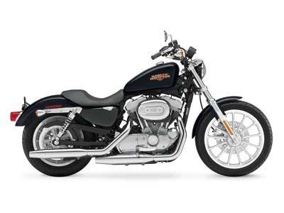 2008 Harley-Davidson Sportster 883 Low Cruiser Mentor, OH