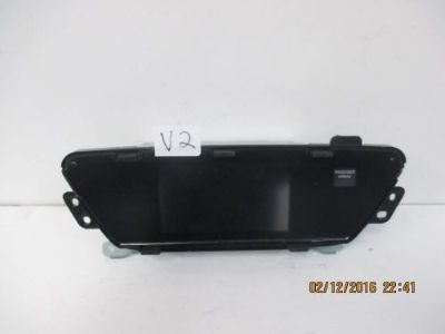 Buy 2012-14 Honda CRV Information Display Screen( 39710T0AA120M1) motorcycle in Booneville, Mississippi, United States, for US $79.95
