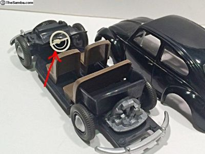[WTB] Steering Wheel for 1961/2 Wiking 1:40 Toy
