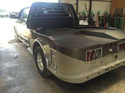 Custom Quality Hauler Truck Beds